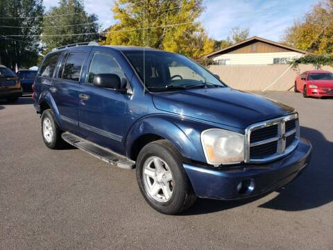 2004 Dodge Durango for sale at Progressive Auto Sales in Twin Falls ID
