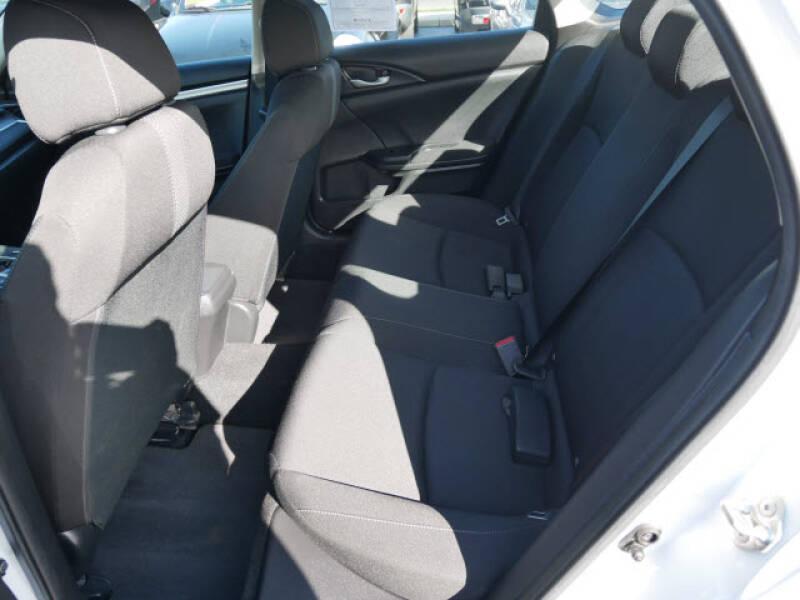2019 Honda Civic LX 4dr Sedan CVT - Hazlet NJ