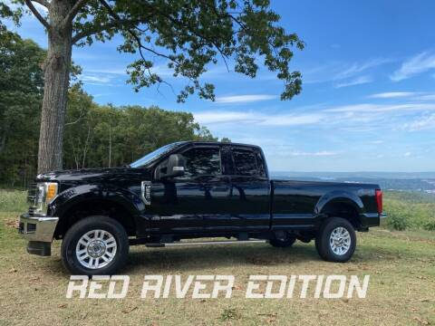 2017 Ford F-250 Super Duty for sale at RED RIVER DODGE - Red River of Malvern in Malvern AR