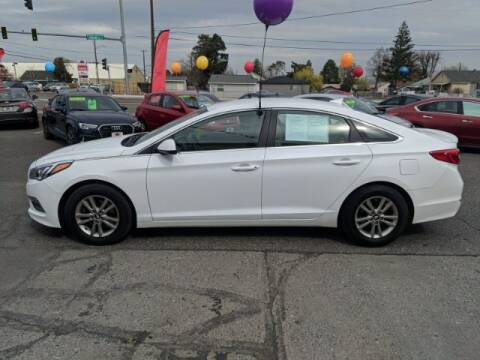 2015 Hyundai Sonata for sale at Alvarez Auto Sales in Kennewick WA