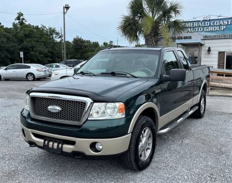 2008 Ford F-150 for sale at Emerald Coast Auto Group LLC in Pensacola FL