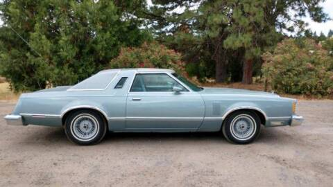1978 Ford Thunderbird for sale at Classic Car Deals in Cadillac MI
