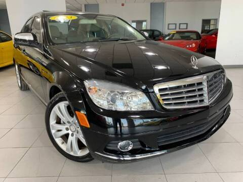 2009 Mercedes-Benz C-Class for sale at Auto Mall of Springfield in Springfield IL