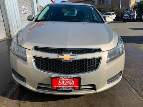 2014 Chevrolet Cruze for sale at Autoplex 2 in Milwaukee WI