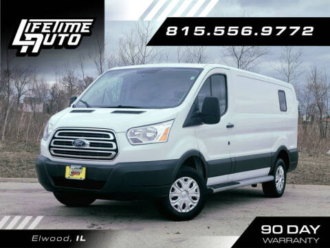 2015 Ford Transit Cargo for sale at Lifetime Auto in Elwood IL