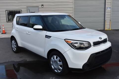 2015 Kia Soul for sale at Mix Autos in Orlando FL