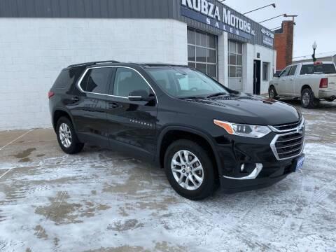 2019 Chevrolet Traverse for sale at Kobza Motors Inc. in David City NE