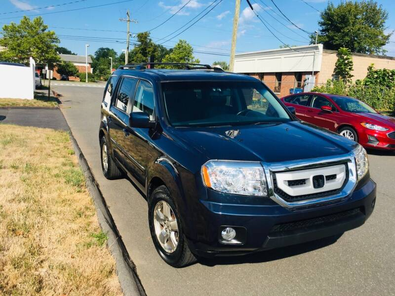 2009 Honda Pilot for sale at Kensington Family Auto in Kensington CT