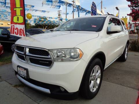 2011 Dodge Durango for sale at Plaza Auto Sales in Los Angeles CA