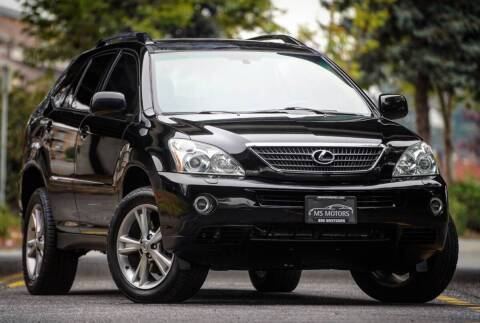 2006 Lexus RX 400h for sale at MS Motors in Portland OR