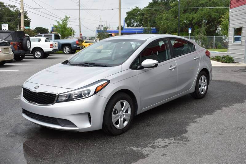 2017 Kia Forte for sale at Mix Autos in Orlando FL