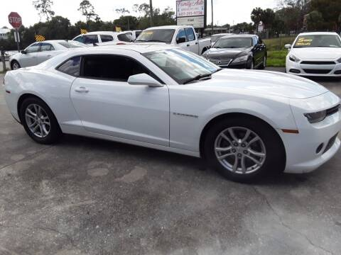 2015 Chevrolet Camaro for sale at FAMILY AUTO BROKERS in Longwood FL