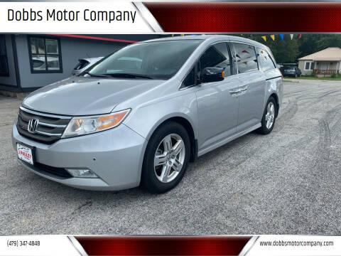 2012 Honda Odyssey for sale at Dobbs Motor Company in Springdale AR