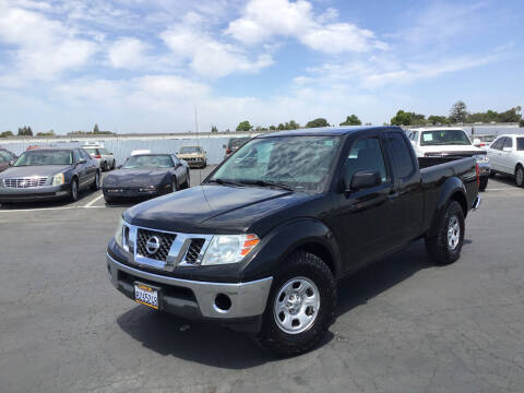 2010 Nissan Frontier for sale at My Three Sons Auto Sales in Sacramento CA