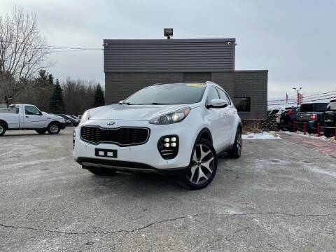 2017 Kia Sportage for sale at George's Used Cars - Telegraph in Brownstown MI