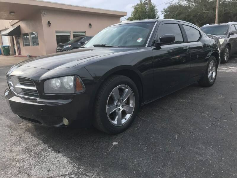 2008 Dodge Charger for sale at AutoVenture Sales And Rentals in Holly Hill FL