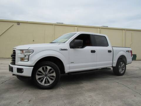 2017 Ford F-150 for sale at Easy Deal Auto Brokers in Hollywood FL