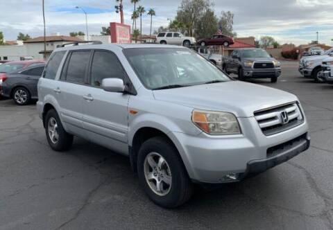 2008 Honda Pilot for sale at Brown & Brown Wholesale in Mesa AZ