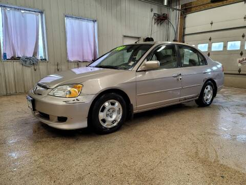 2003 Honda Civic for sale at Sand's Auto Sales in Cambridge MN