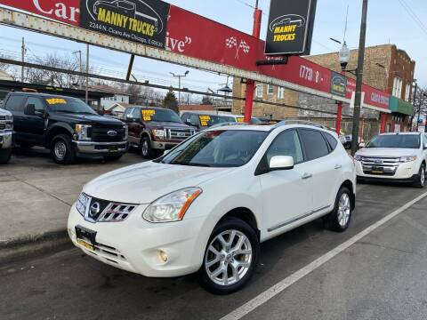 2011 Nissan Rogue for sale at Manny Trucks in Chicago IL