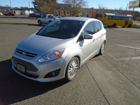 2016 Ford C-MAX Energi for sale at Team D Auto Sales in St George UT