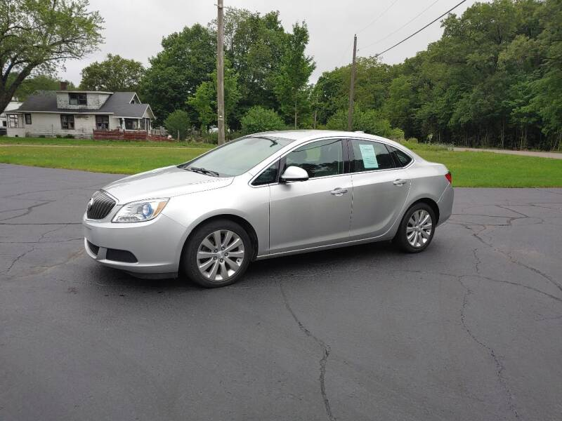 2016 Buick Verano for sale at Depue Auto Sales Inc in Paw Paw MI
