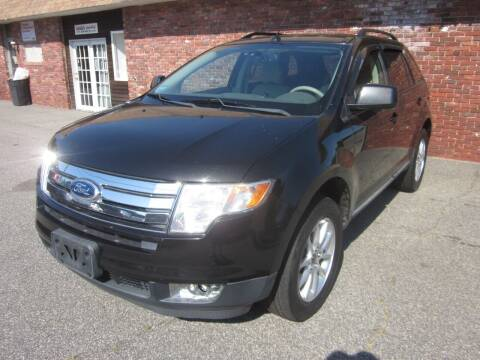 2010 Ford Edge for sale at Tewksbury Used Cars in Tewksbury MA