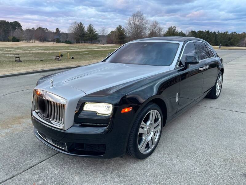 2018 Rolls-Royce Ghost for sale at Legacy Motor Sales in Norcross GA