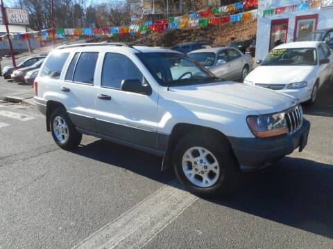 2001 Jeep Grand Cherokee for sale at Ricciardi Auto Sales in Waterbury CT