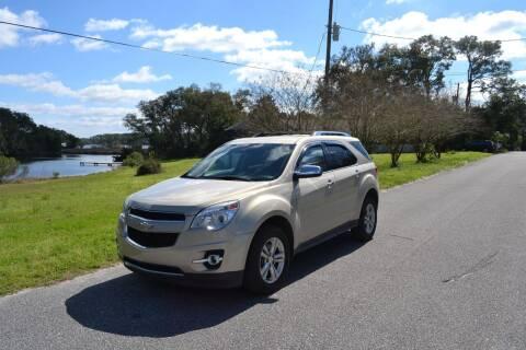 2012 Chevrolet Equinox for sale at Car Bazaar in Pensacola FL