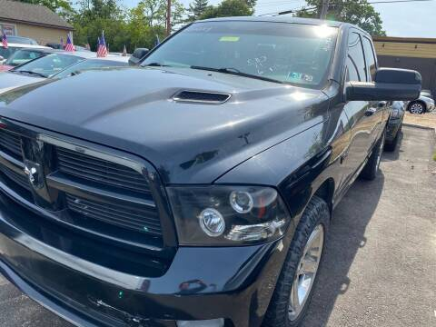 2011 RAM Ram Pickup 1500 for sale at Primary Motors Inc in Commack NY