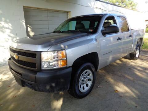 2013 Chevrolet Silverado 1500 for sale at Liberty Motors in Chesapeake VA