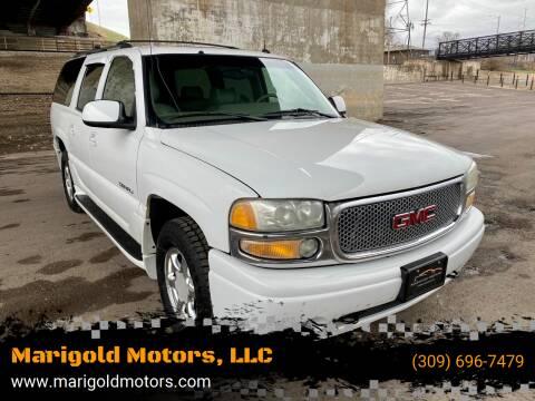 2002 GMC Yukon XL for sale at Marigold Motors, LLC in Pekin IL