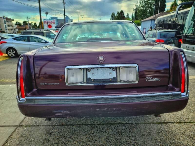 1994 Cadillac DeVille Concours 4dr Sedan - Seattle WA