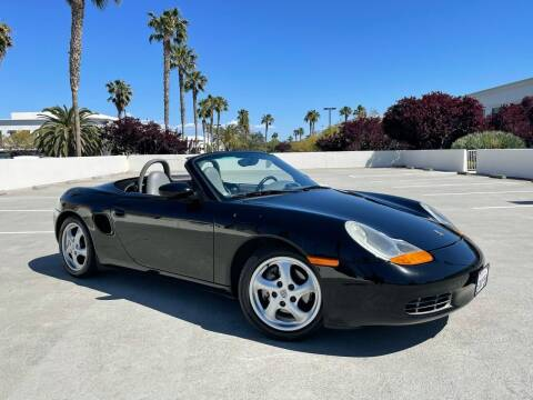 1999 Porsche Boxster for sale at OPTED MOTORS in Santa Clara CA