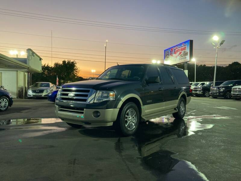2007 Ford Expedition EL 4x2 Eddie Bauer 4dr SUV - Houston TX