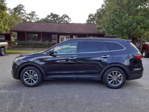 2017 Hyundai Santa Fe for sale at Victory Motor Company in Conroe TX