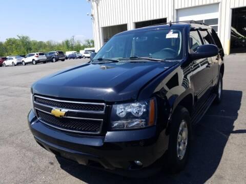2013 Chevrolet Tahoe for sale at Cj king of car loans/JJ's Best Auto Sales in Troy MI