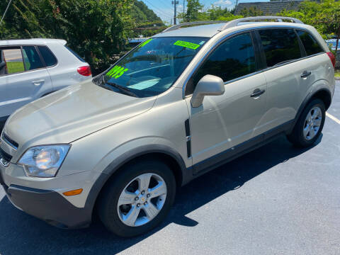 2014 Chevrolet Captiva Sport for sale at TOP OF THE LINE AUTO SALES in Fayetteville NC