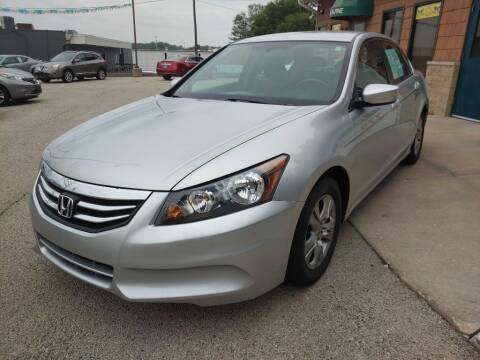 2012 Honda Accord for sale at Auto Solutions of Rockford in Rockford IL