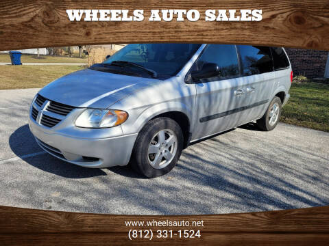 2005 Dodge Caravan for sale at Wheels Auto Sales in Bloomington IN