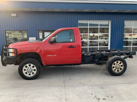 2013 Chevrolet Silverado 2500HD for sale at Twin City Motors in Grand Forks ND