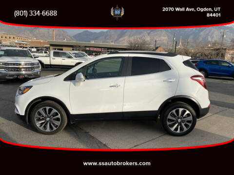 2018 Buick Encore for sale at S S Auto Brokers in Ogden UT