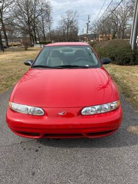 2004 Oldsmobile Alero for sale at Affordable Dream Cars in Lake City GA