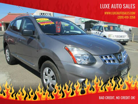 2015 Nissan Rogue Select for sale at Luxe Auto Sales in Modesto CA