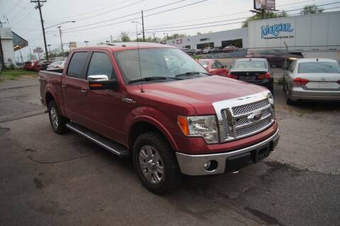2010 Ford F-150 for sale at Green Ride Inc in Nashville TN