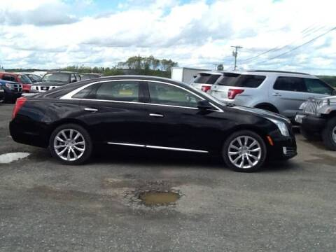 2017 Cadillac XTS for sale at Garys Sales & SVC in Caribou ME