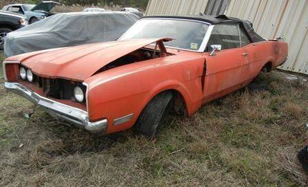 1969 Mercury Montego for sale at Haggle Me Classics in Hobart IN