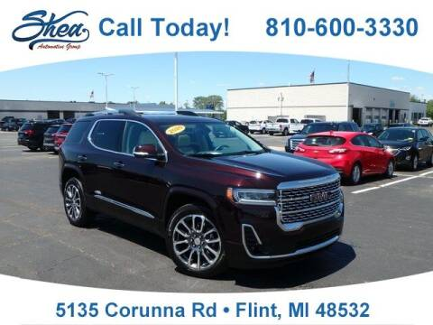 2020 GMC Acadia for sale at Jamie Sells Cars 810 - Linden Location in Flint MI