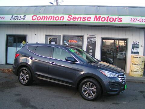 2015 Hyundai Santa Fe Sport for sale at Common Sense Motors in Spokane WA